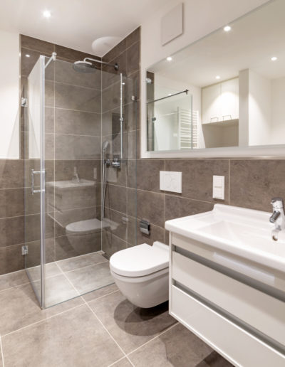 Standard Badezimmer (Silber)